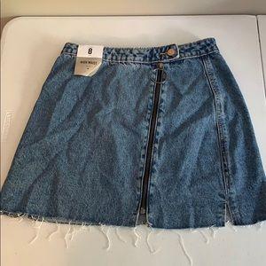 NWT Primark Denim Skirt